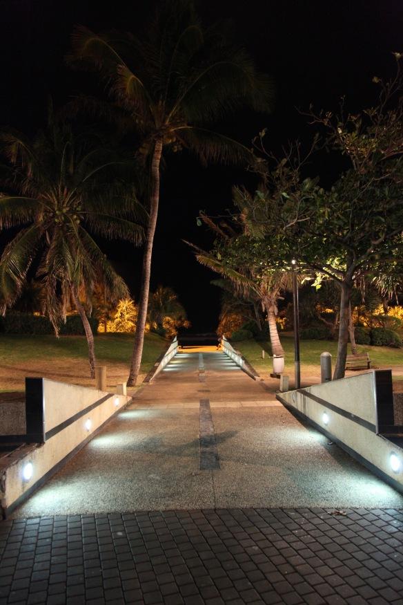 jardin de la plage