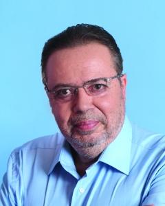 Michel FONTAINE, Sénateur-Maire de Saint-Pierre.